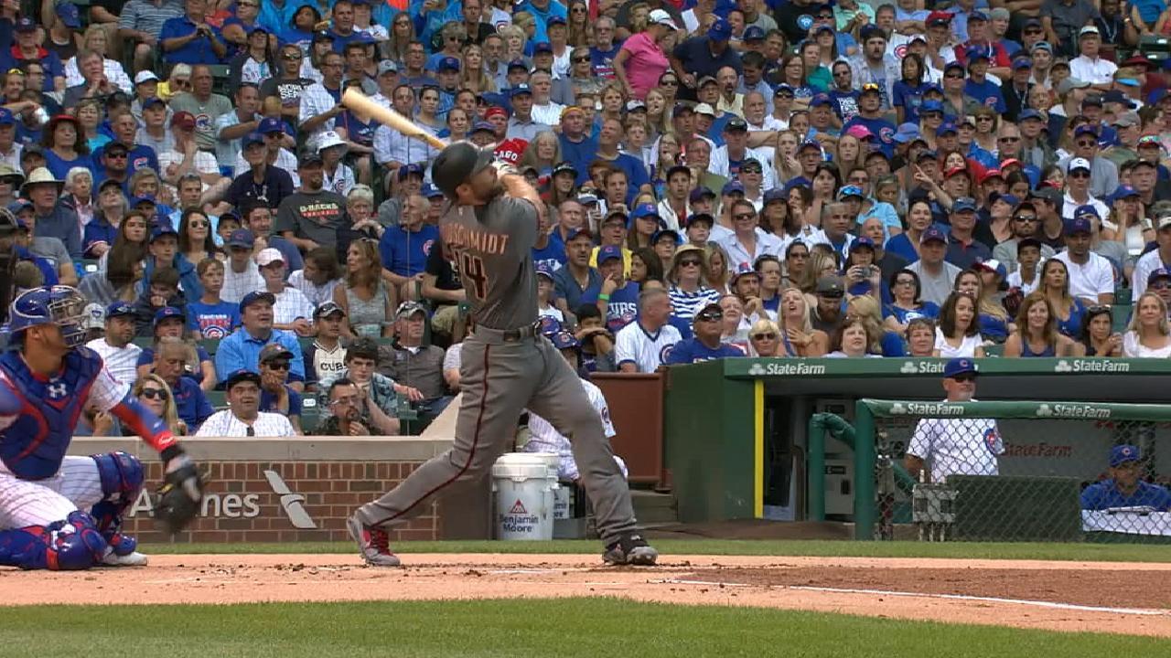 Goldschmidt's three-run homer