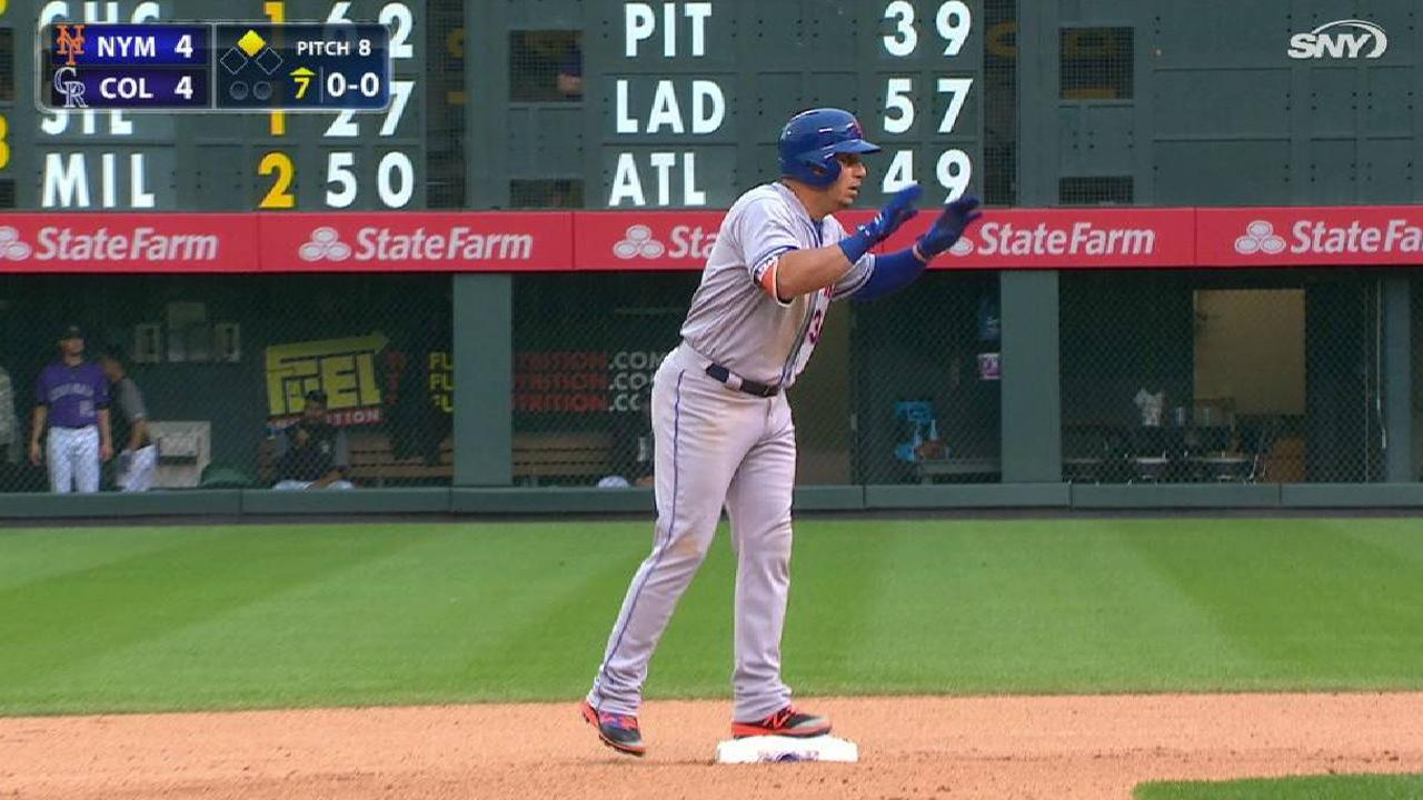 Mets rally, but fall on bases-loaded walk in 9th