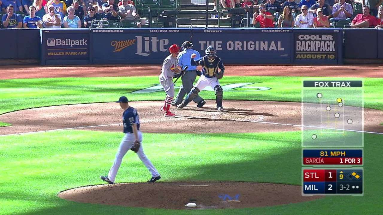 Knebel nails down 20th save