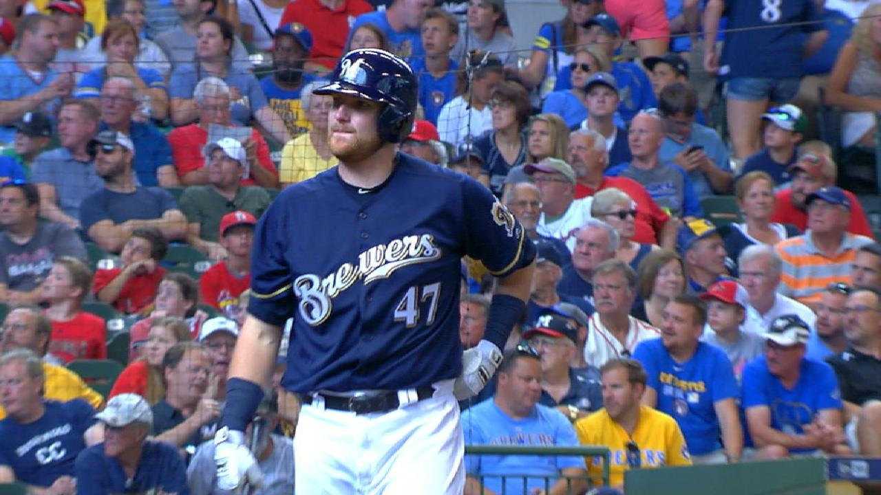 Bandy headed to DL with fractured rib