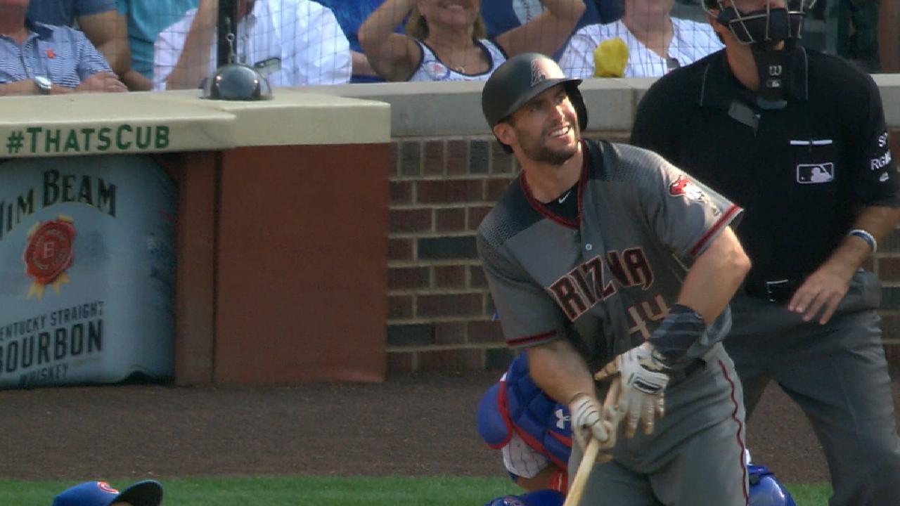 Goldschmidt's second homer