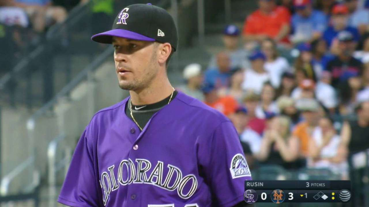 Inbox: Are Rusin's contributions undervalued?