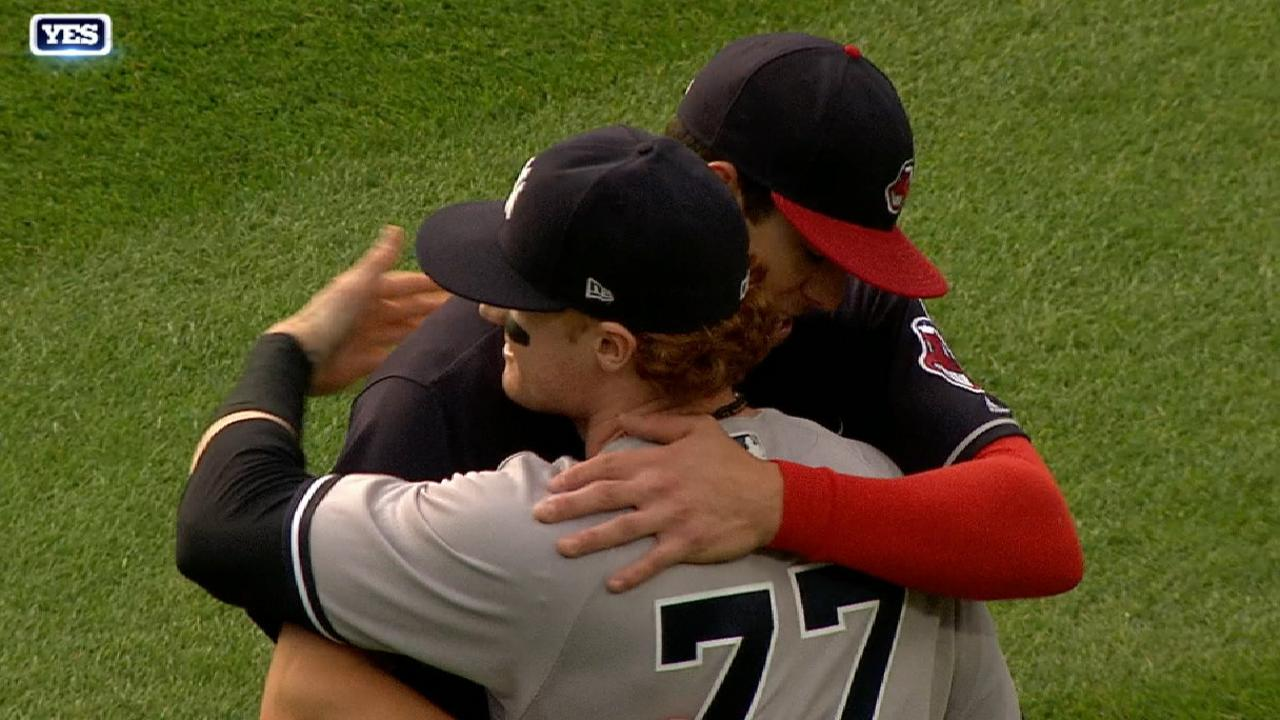Frazier returns to Cleveland with fond memories