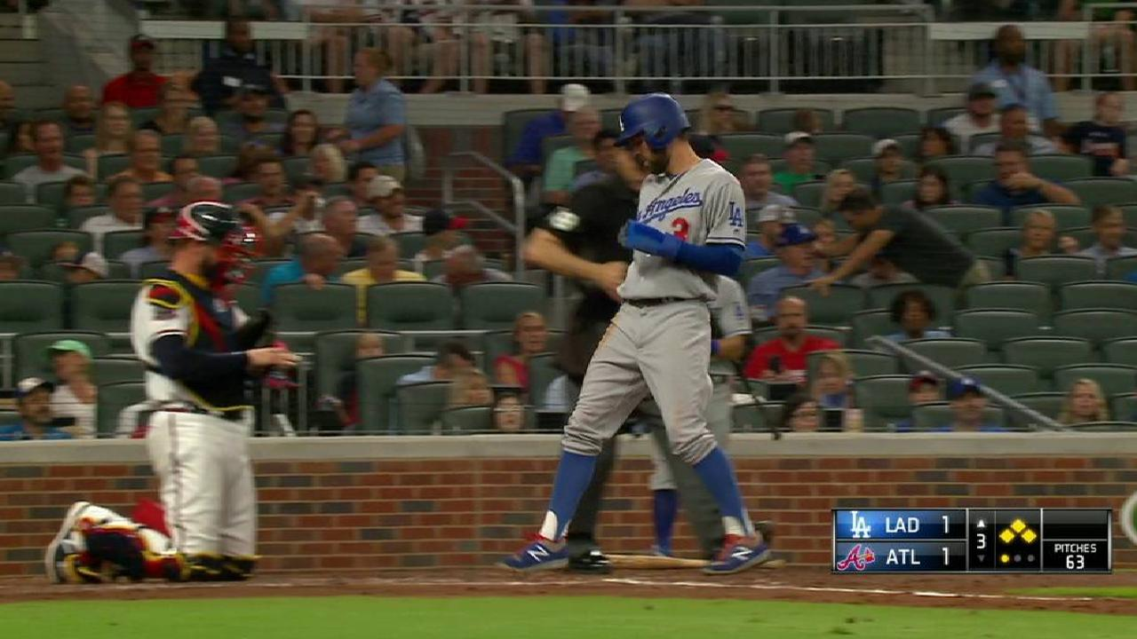 Forsythe's bases-loaded walk