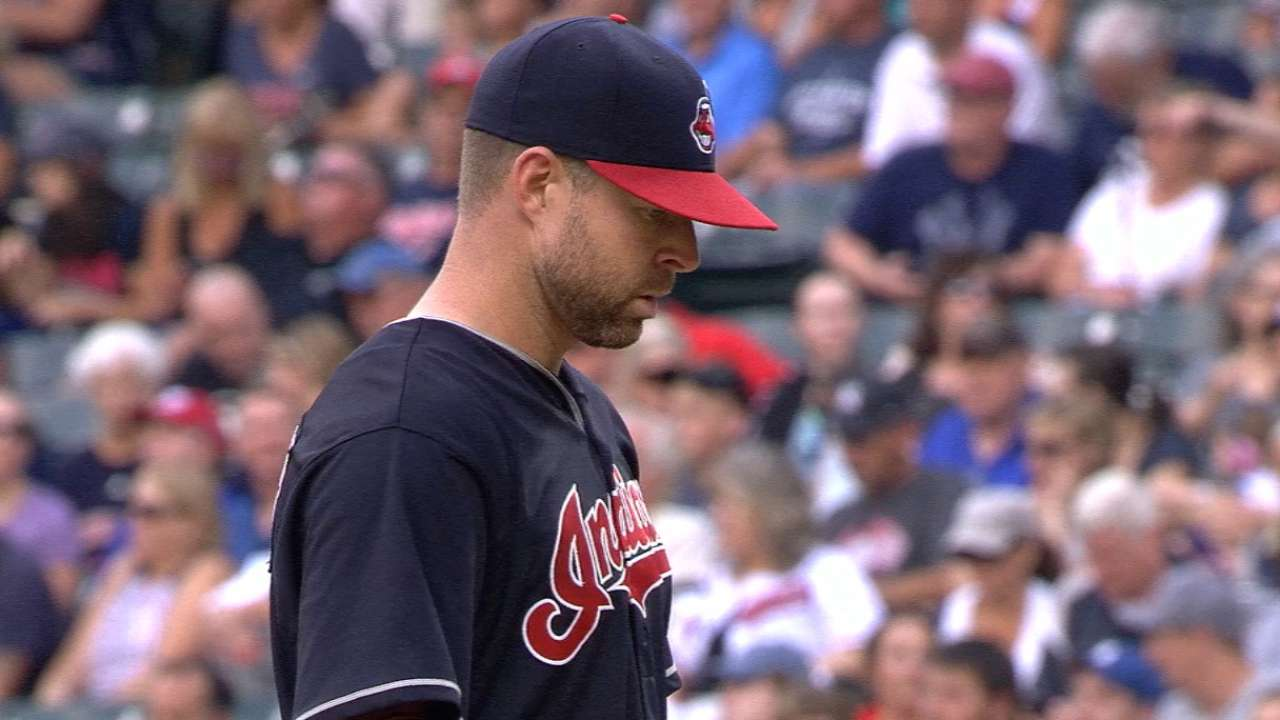 Kluber's run thrusts him into awards contention