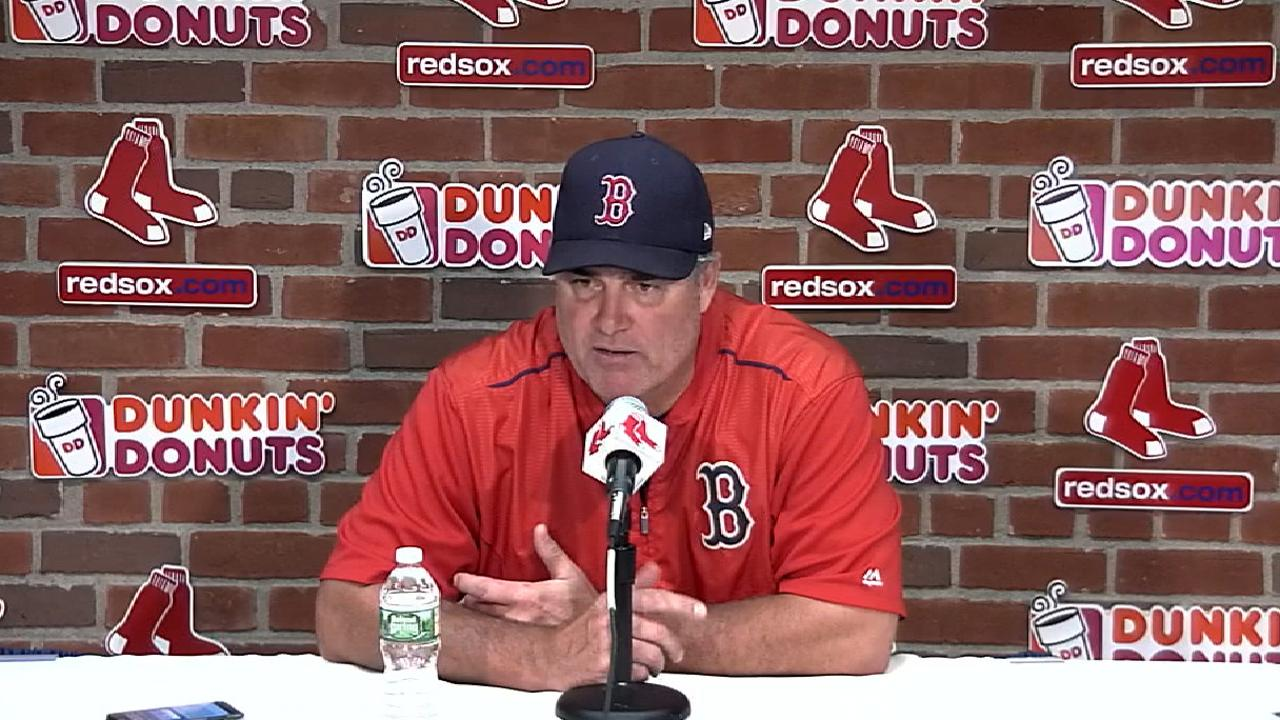 Farrell on the offensive output
