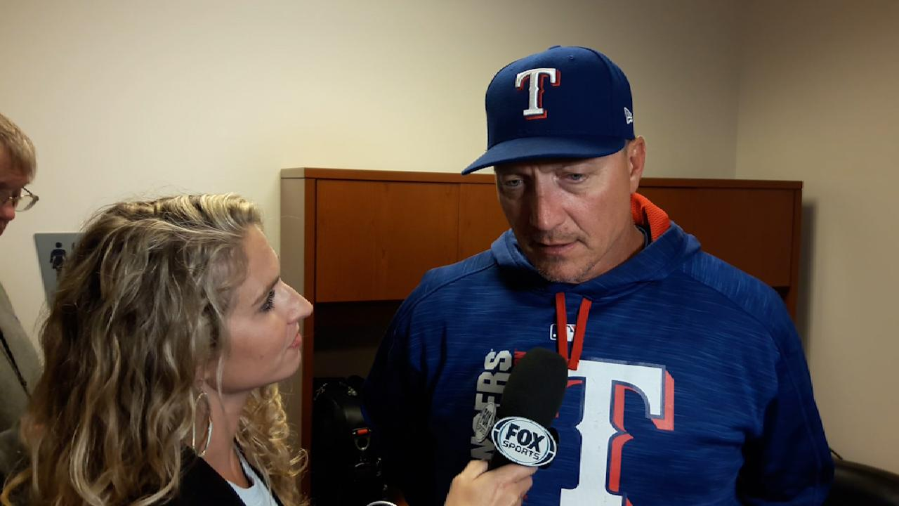 Banister on 4-1 win over Twins