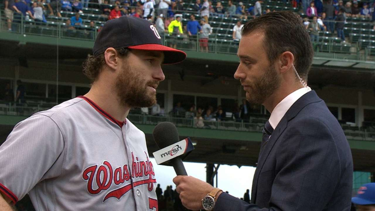 Murphy on his two-homer game