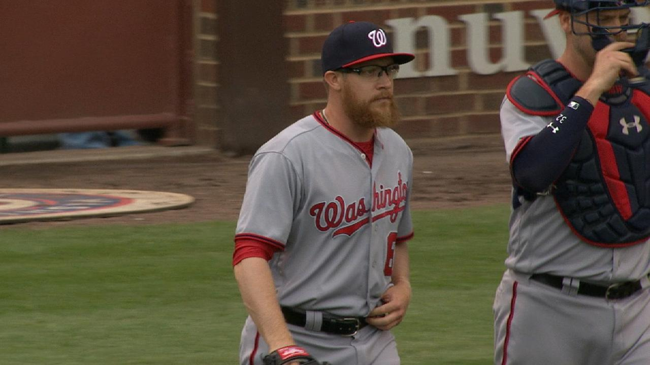 Nats' new arms shine