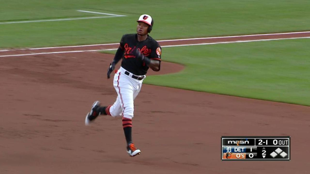 Beckham, Machado HRs not enough vs. Tigers