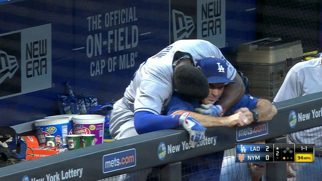Maturing Puig thriving on, off field for Dodgers
