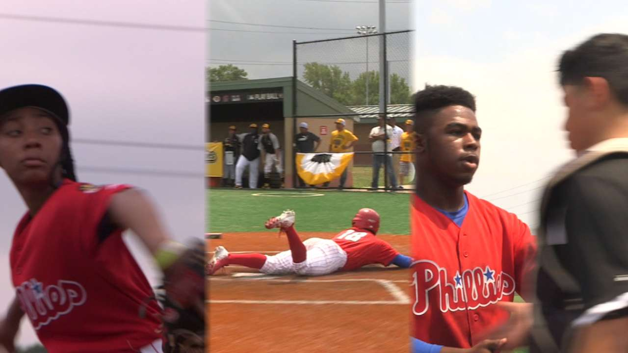 Mo'ne, Phils RBI seek redemption in WS final