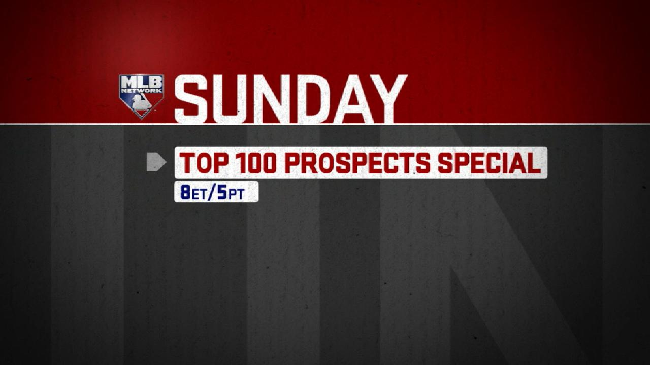 Experts break down MLB's Top 100 prospects