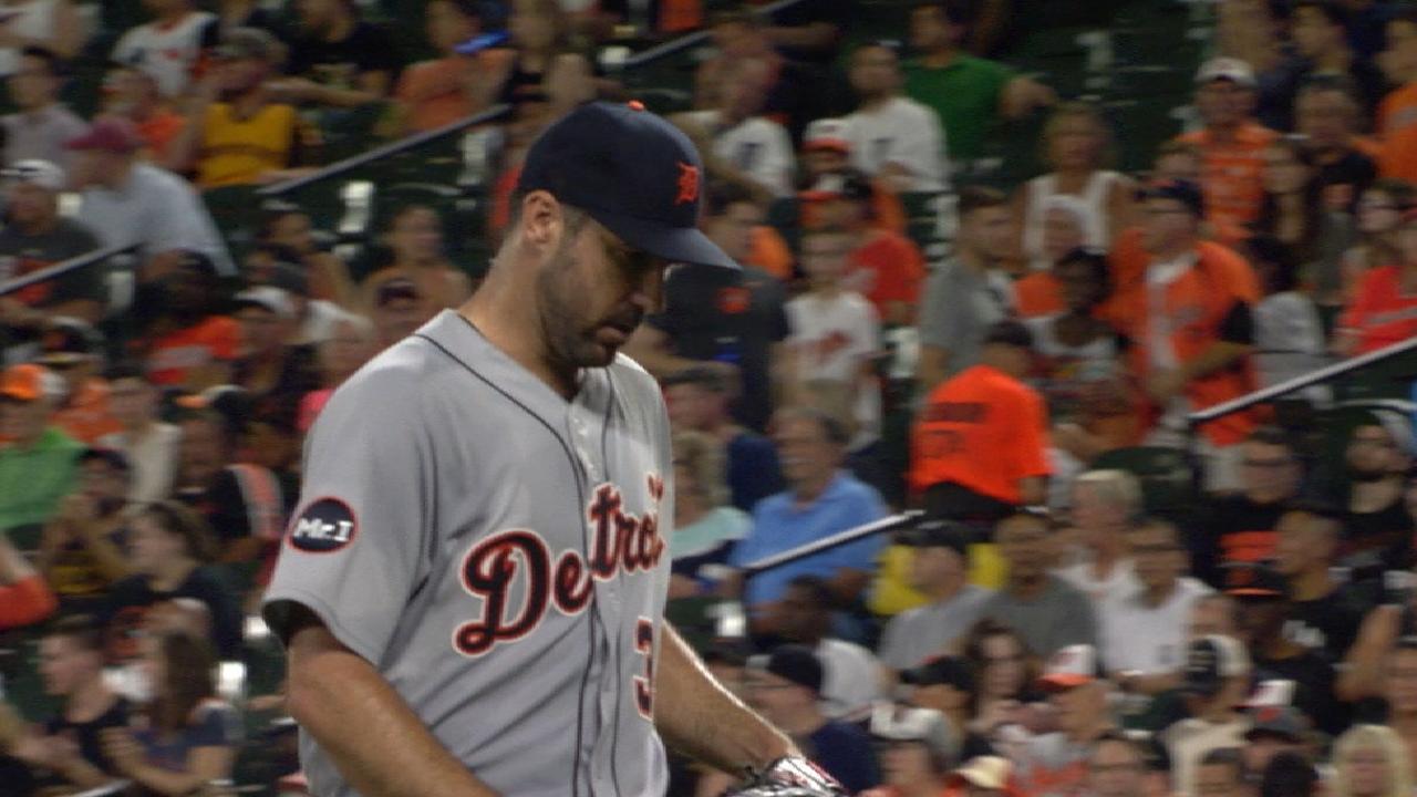 Sources: Astros, Tigers talked Verlander deal