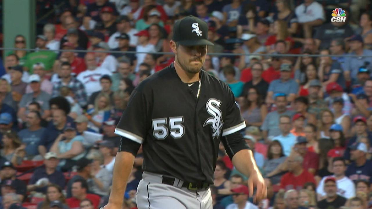 Rodon gets back on track with masterful outing