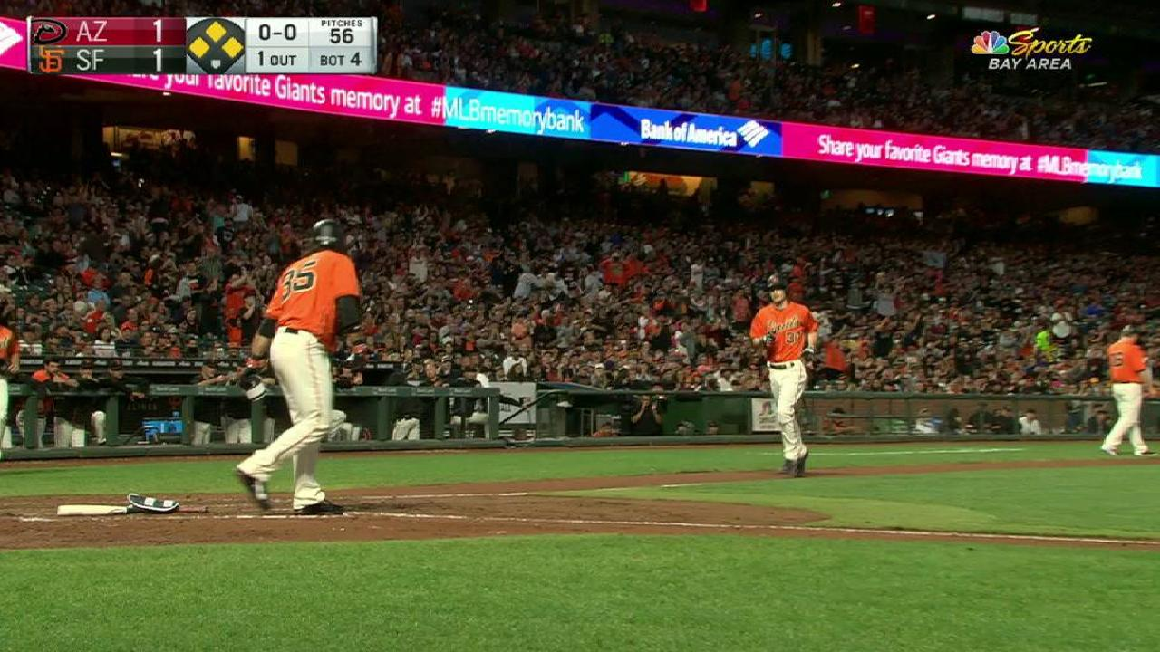 Crawford's bases-loaded walk