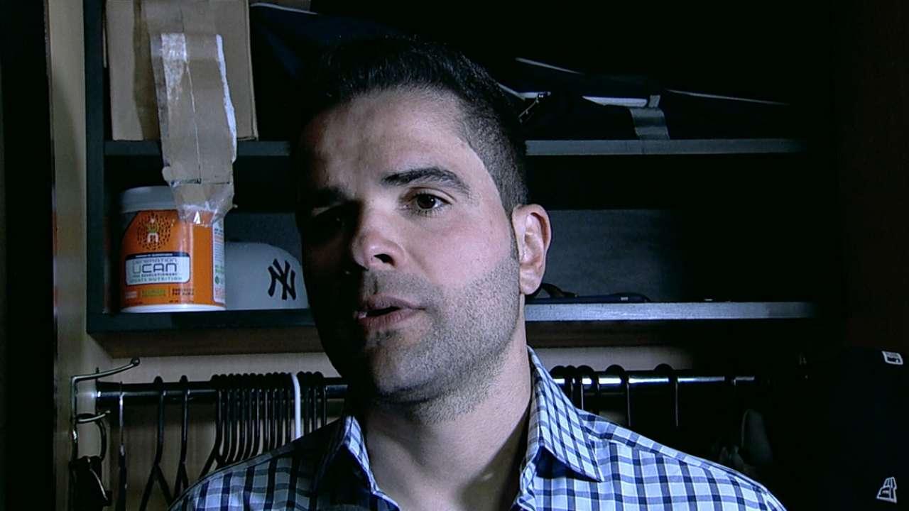Garcia on Yankees debut