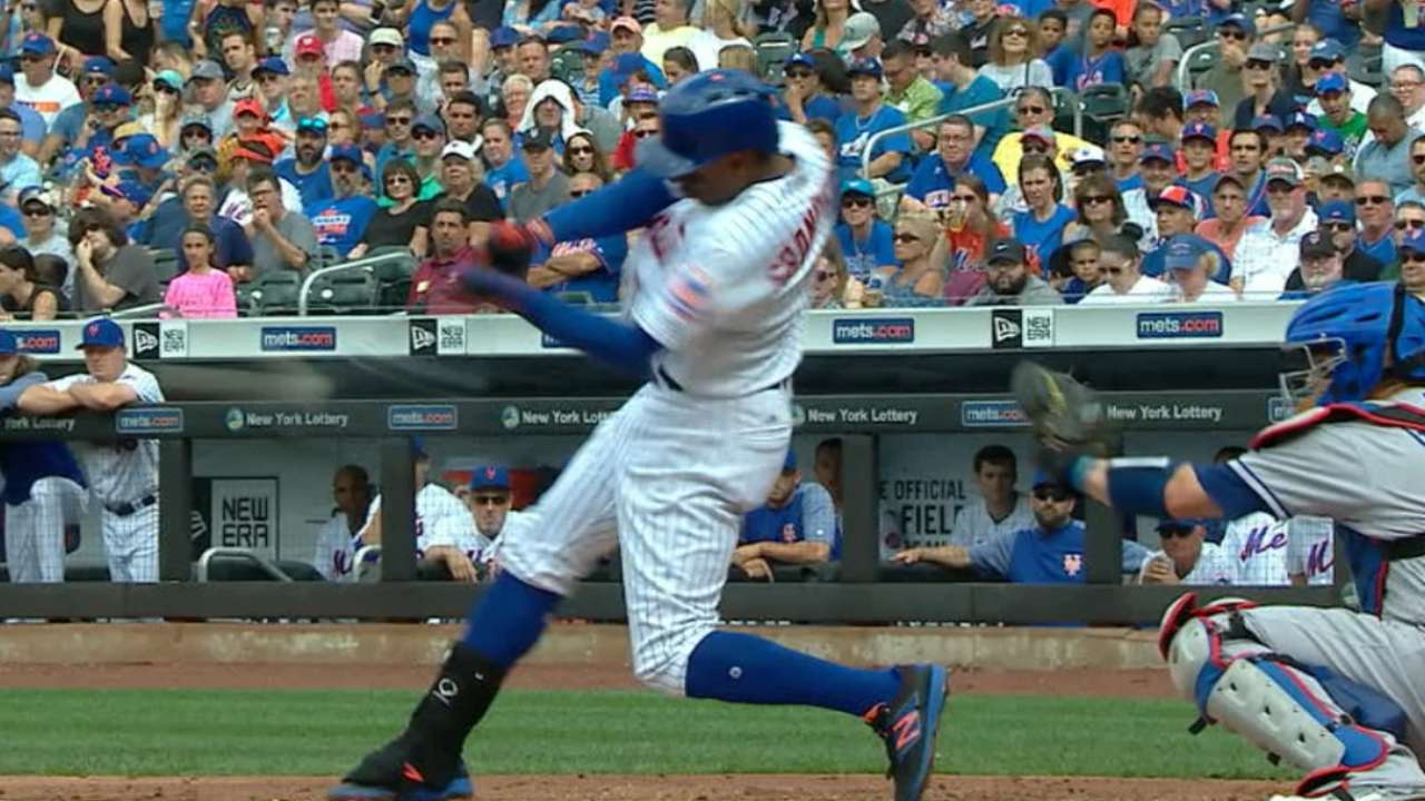 Mets can't capitalize on fast start, fall to LA