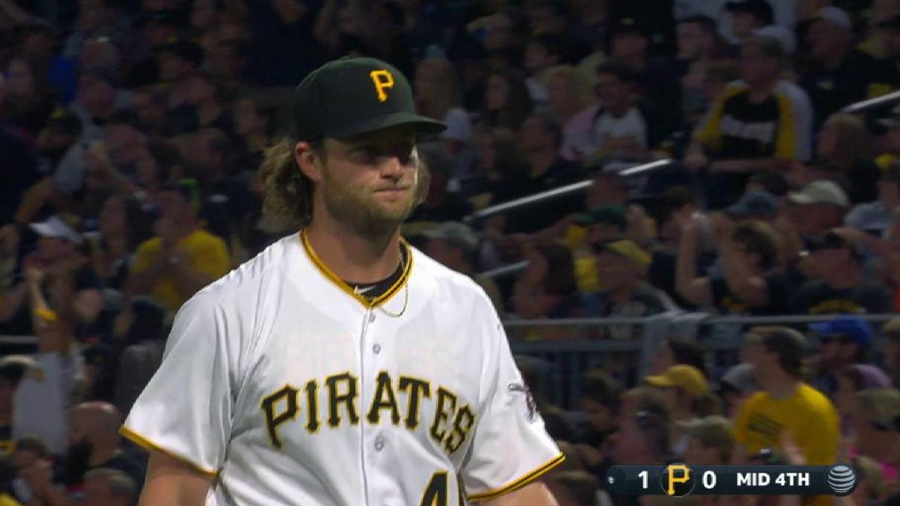 Cole gets out of a jam