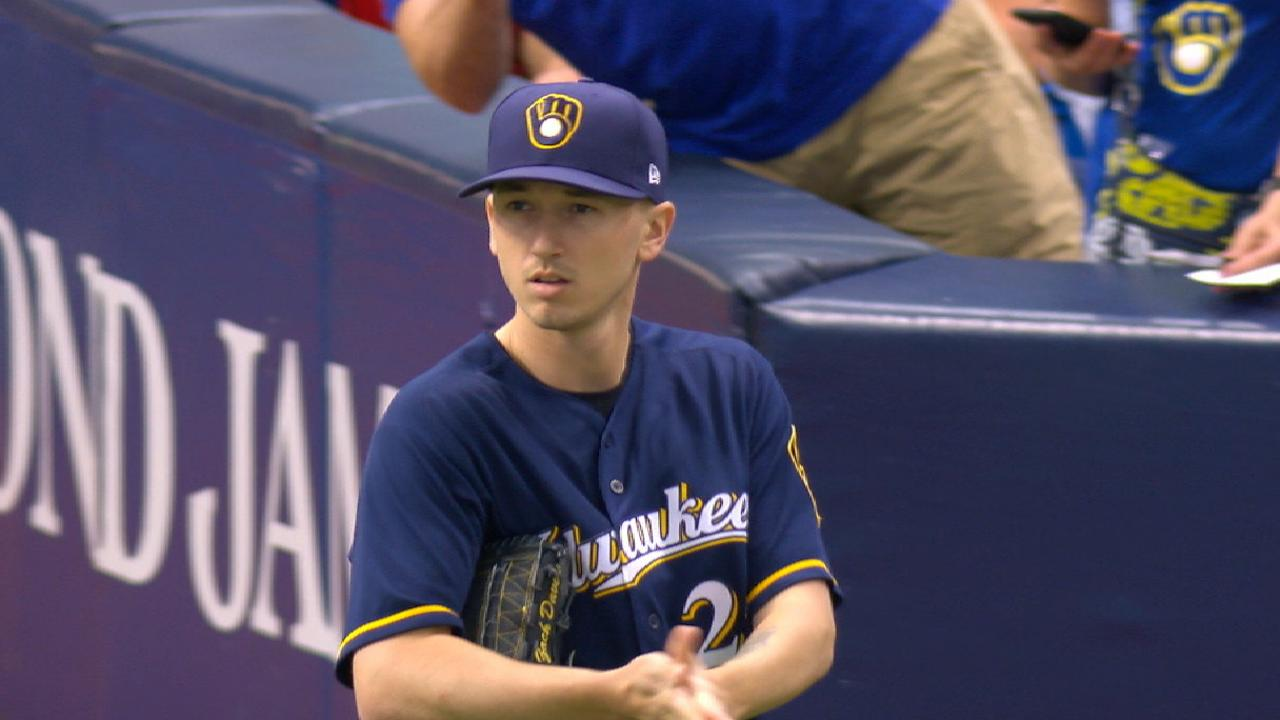 Davies outduels Cobb as Brewers blank Rays