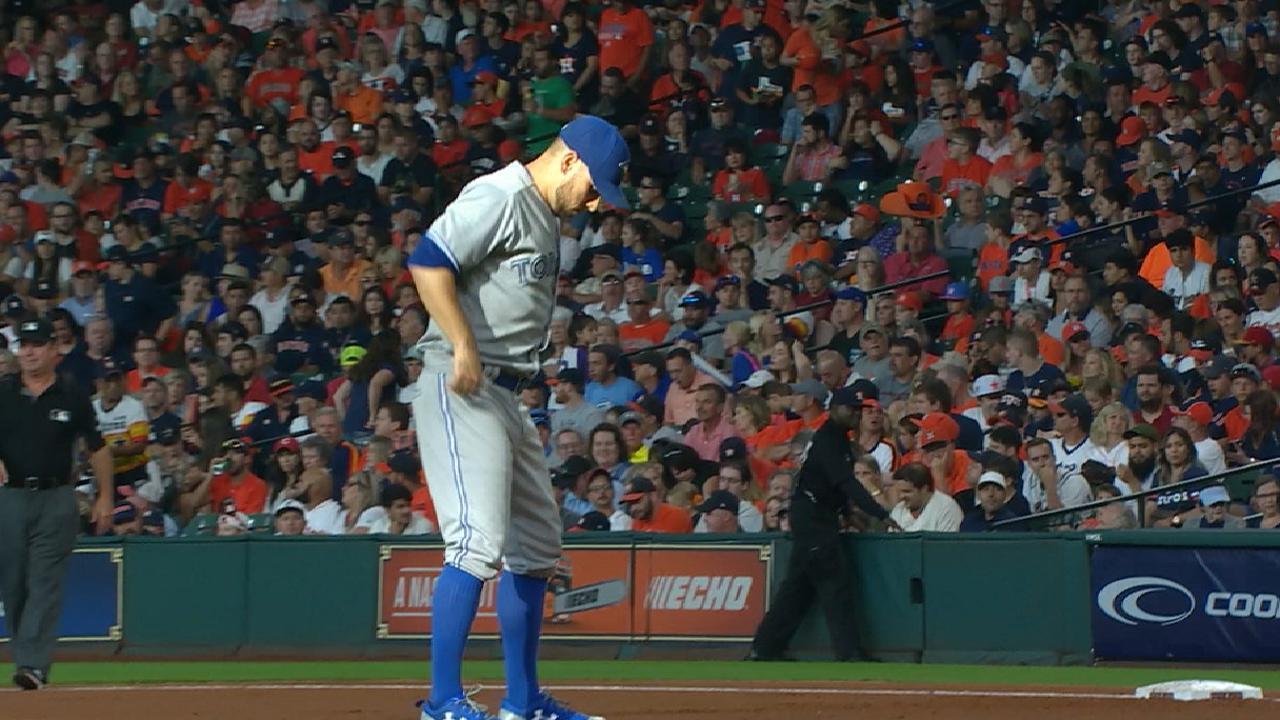 Estrada holds down mighty Astros