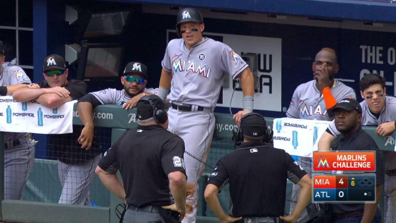 Dietrich doubles after replay
