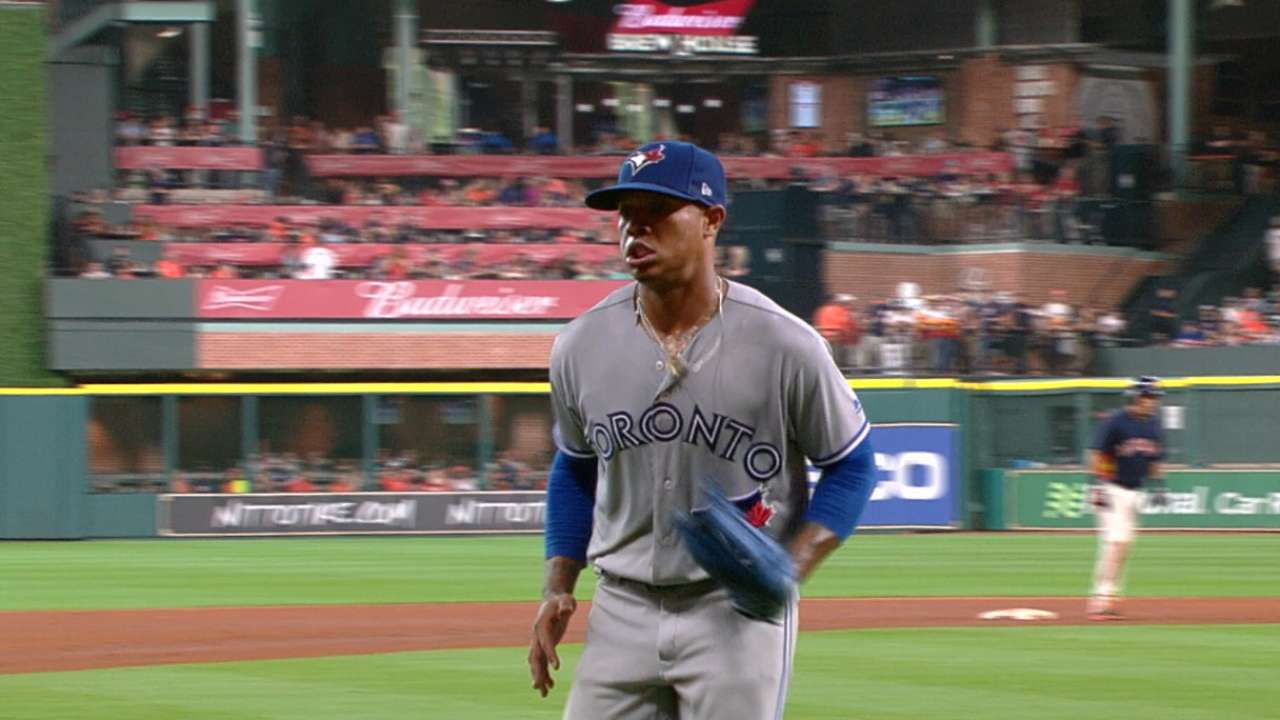 Stroman's strong outing