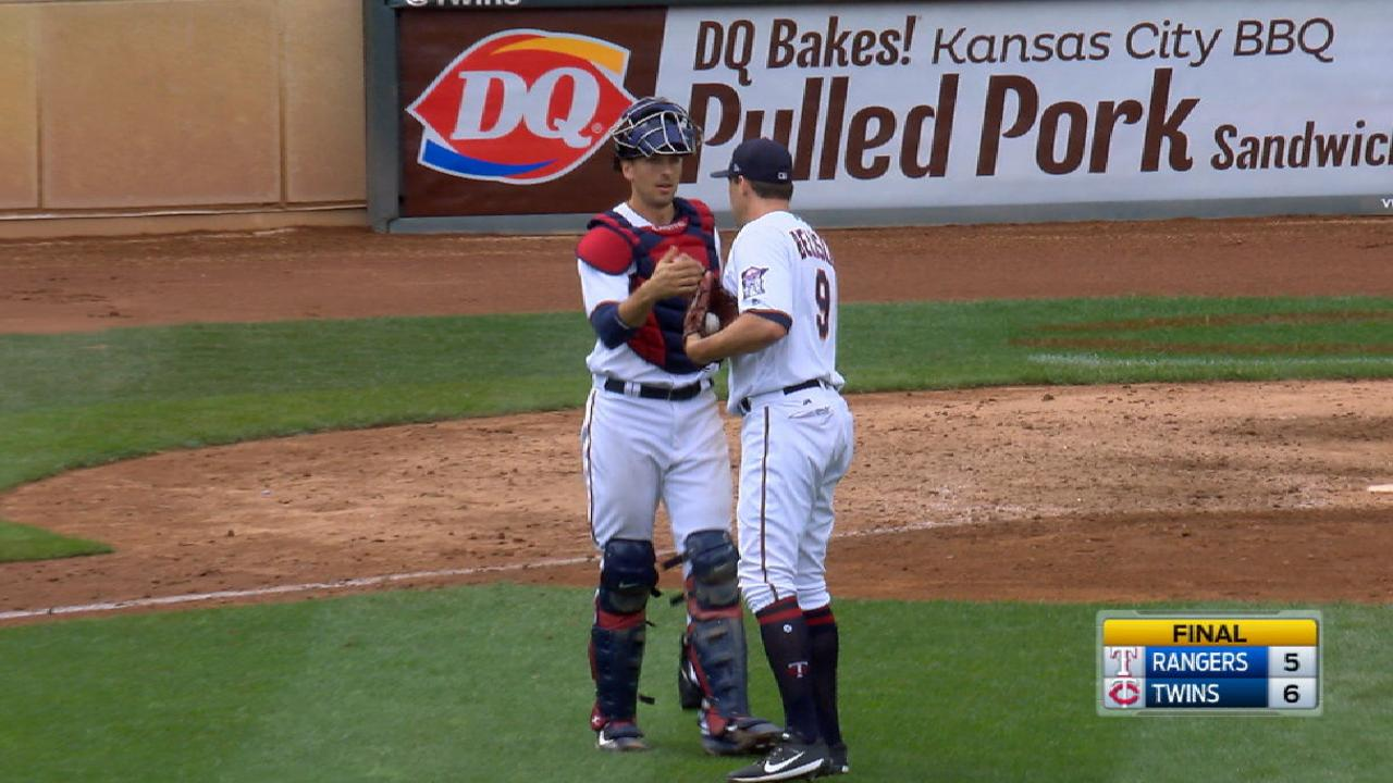 A while for Belisle: First save since '12