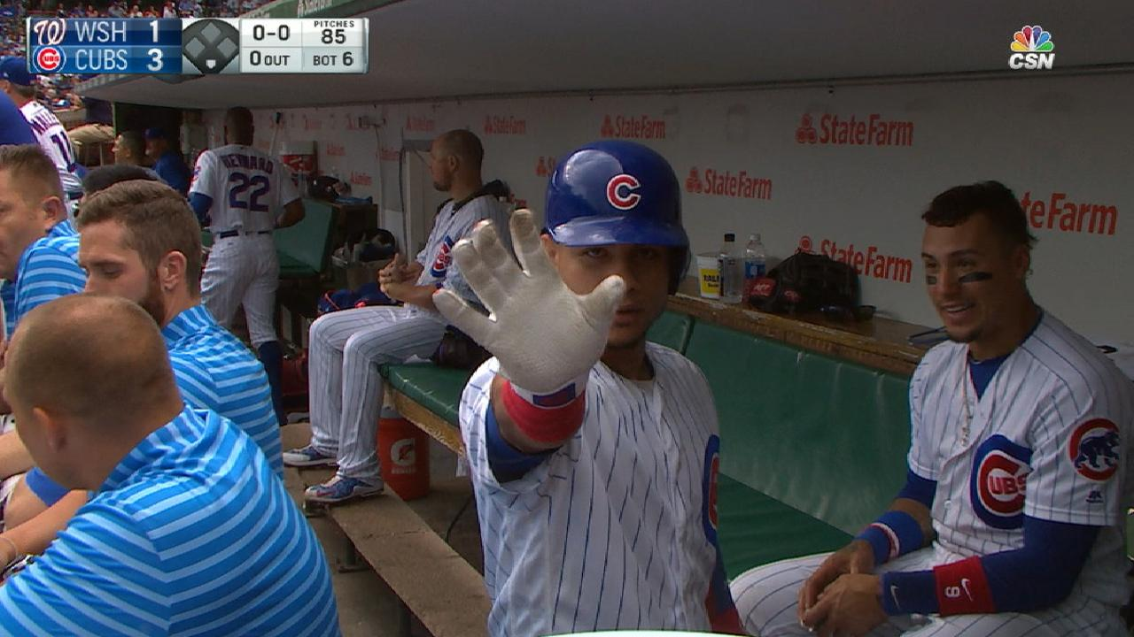 Contreras heads out on rehab assignment