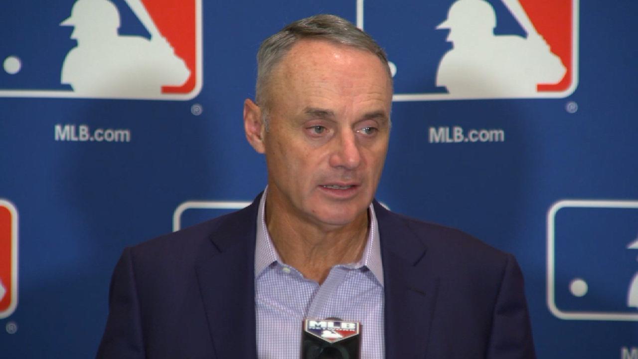 MLB releases 2017 postseason schedule