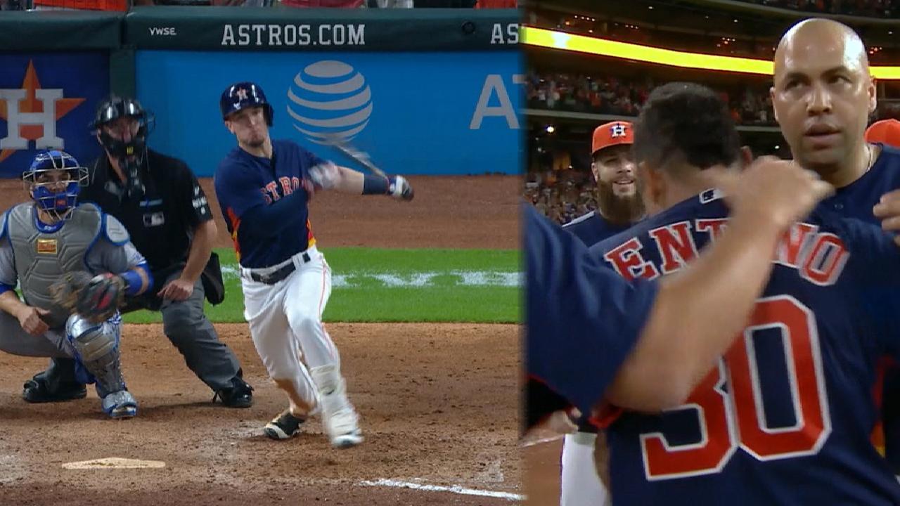 Must C: Astros stun Blue Jays