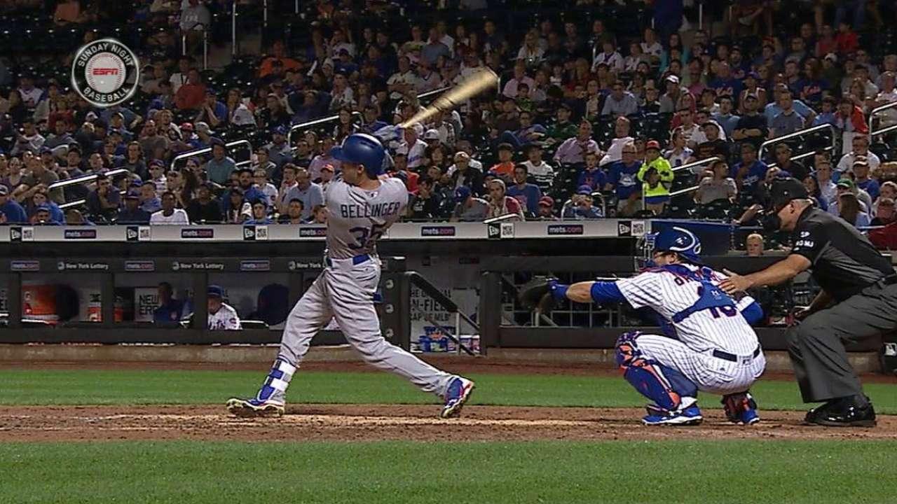 Dodgers barren a Mets con blanqueada de un hit liderada por Ryu