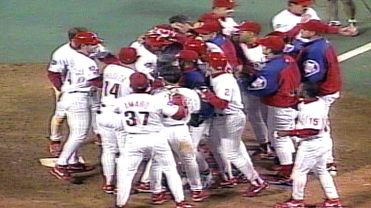 Daulton's walk-off homer