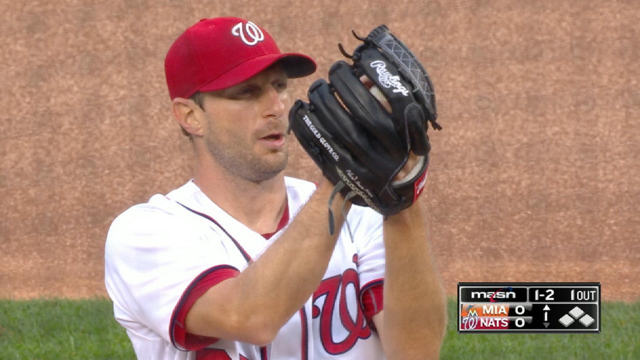 Scherzer's return a bright spot in ailing rotation