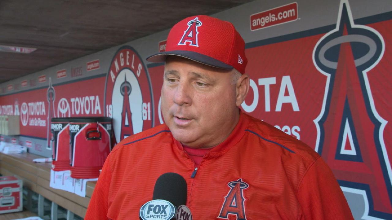 Scioscia discusses Baylor's life