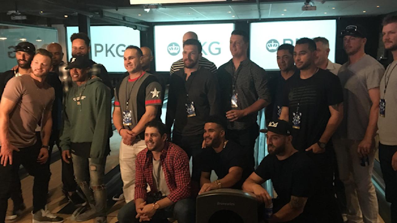 Donaldson hosts annual charity bowling event