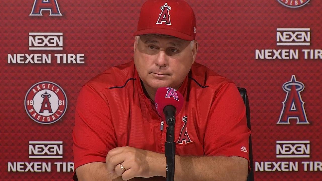 Scioscia on Trout's 1,000th hit
