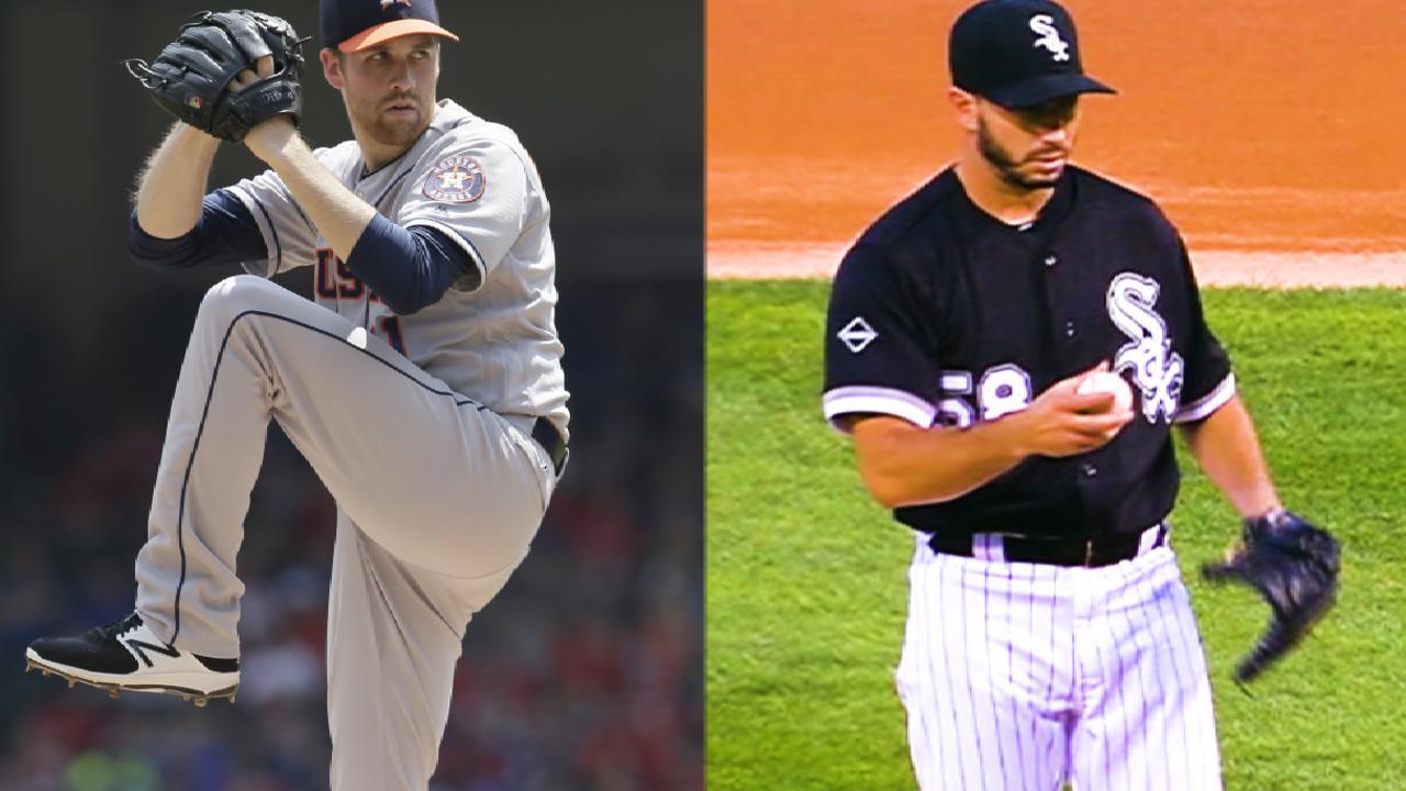 McHugh looks to stay fresh vs. White Sox