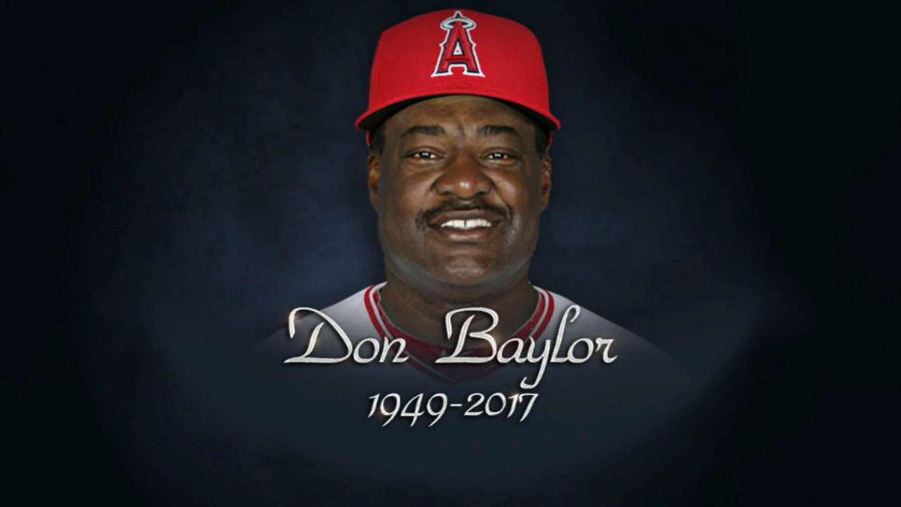 Indians remember Don Baylor