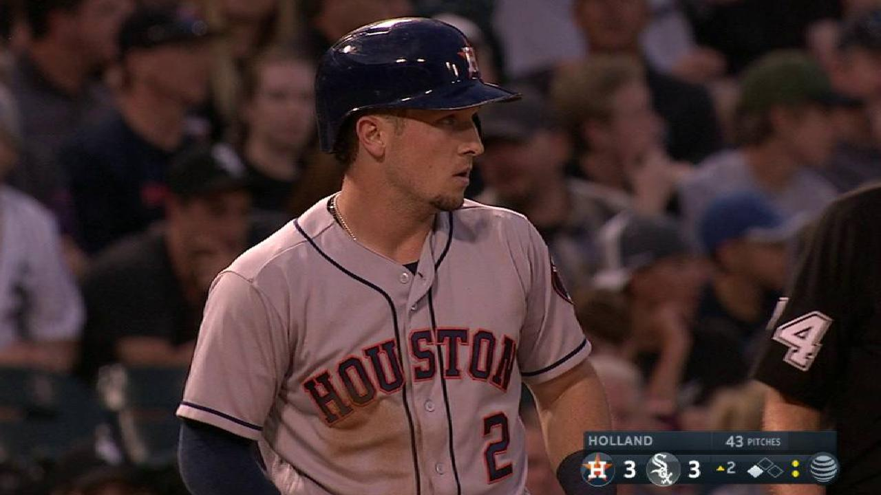 Bregman blazing on extra-base hit streak