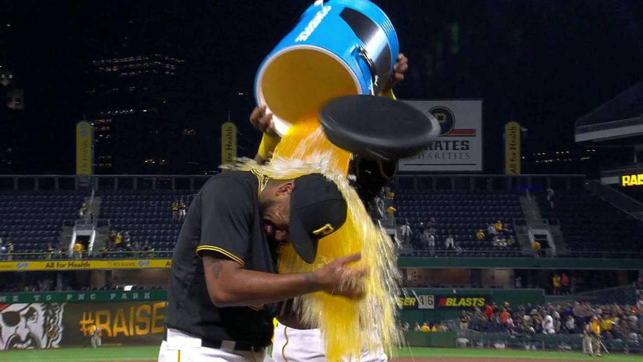 Rivero on the Pirates' win