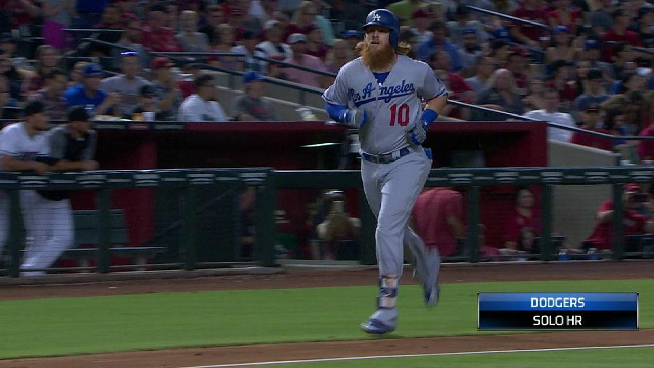 Turner's second solo homer