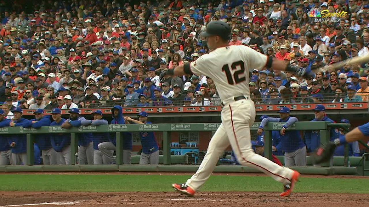 Panik's RBI single