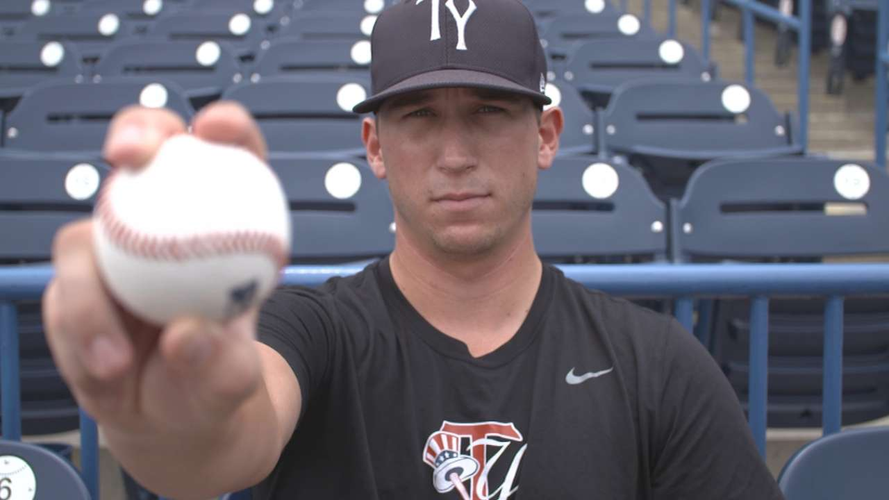 Widener proves unhittable for Tampa Yankees