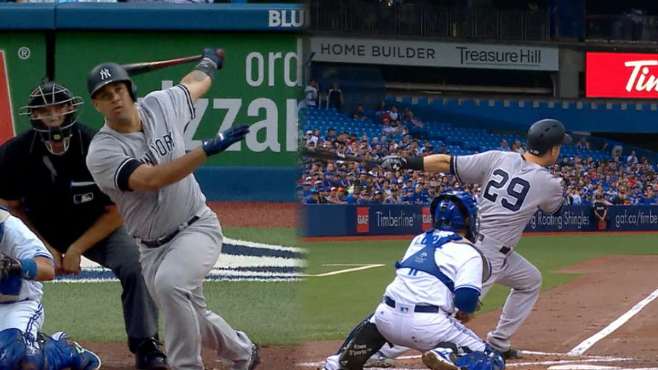 'Toddfather' keys Yanks' 17-hit attack vs. Jays