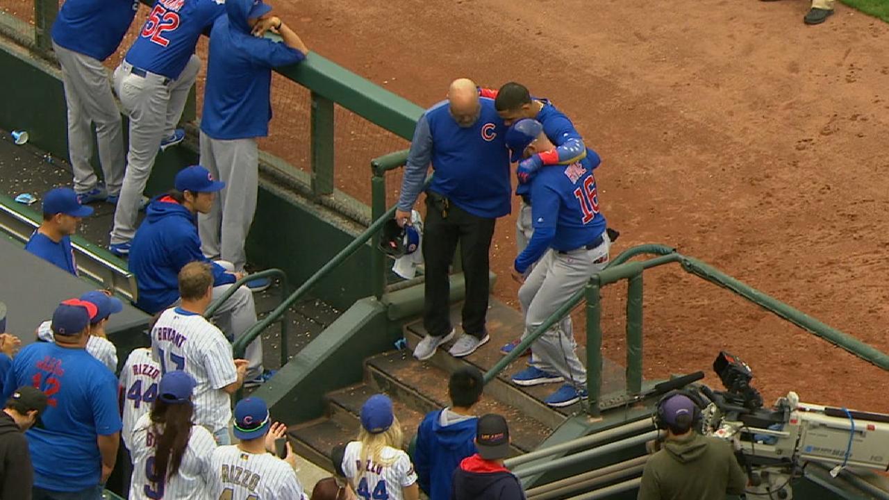 Maddon on Contreras' injury