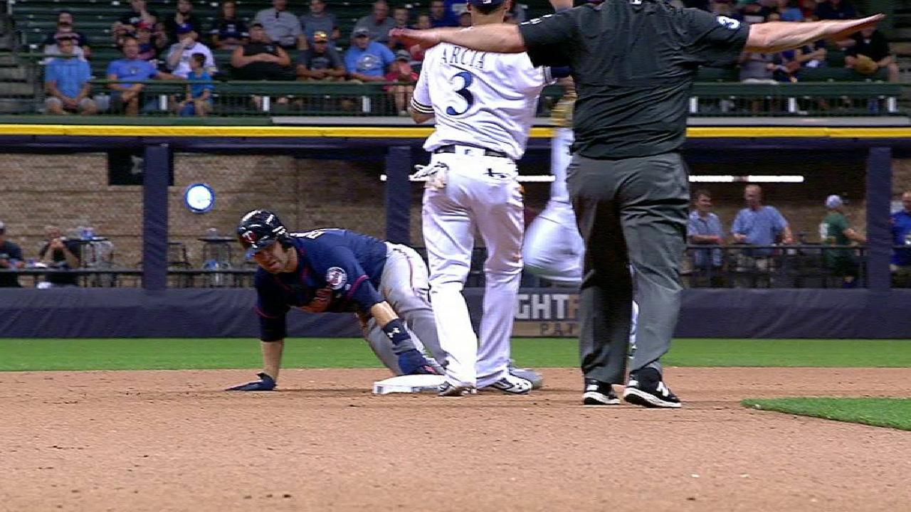 Dozier safe after challenge