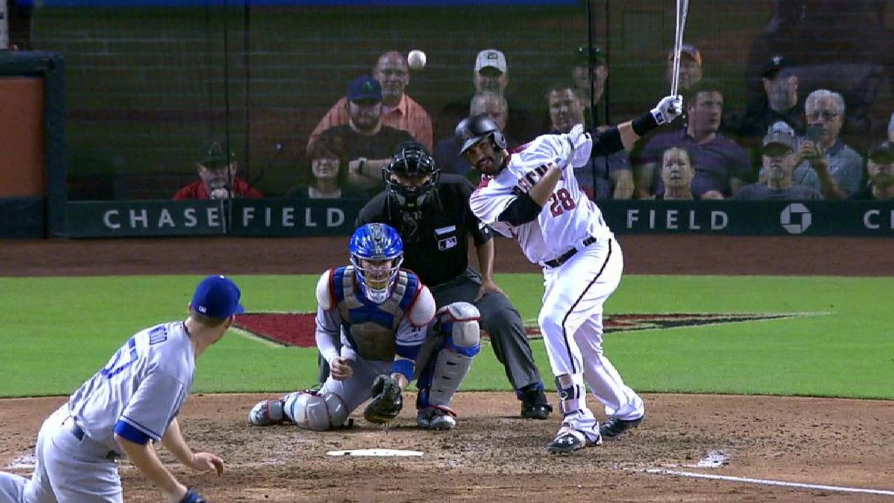 Martinez's RBI knock