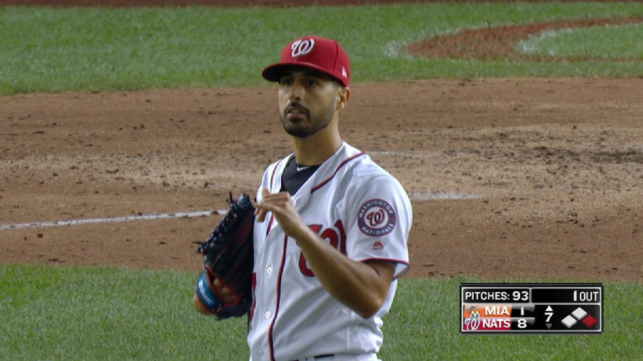 Gonzalez's impressive start