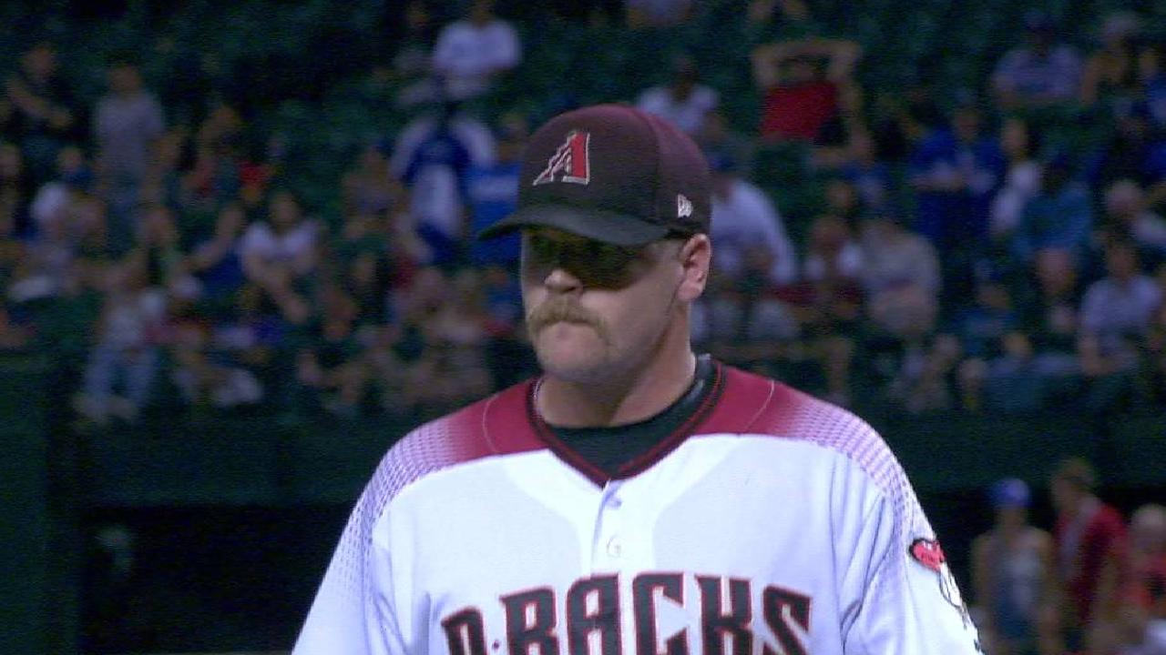 Chafin ends threat in 9th